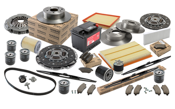 Nissan Trade Direct parts