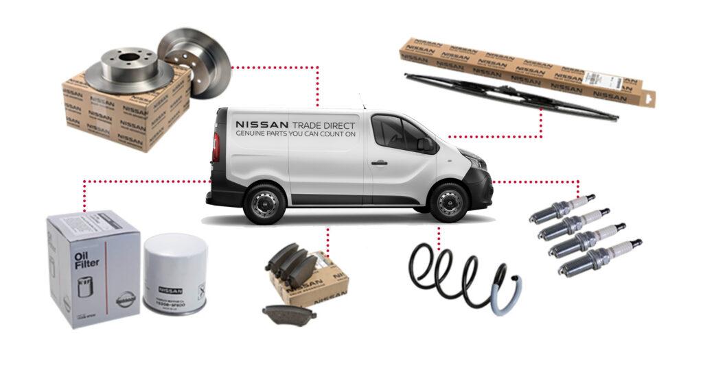 Nissan Value Advantage parts